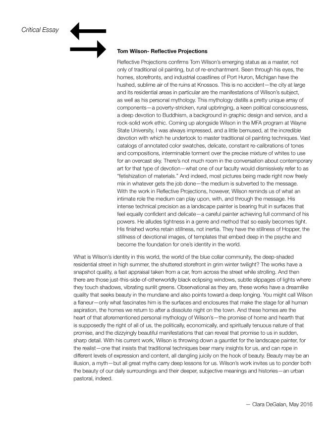 politics identity critical essay Historical Synopsis