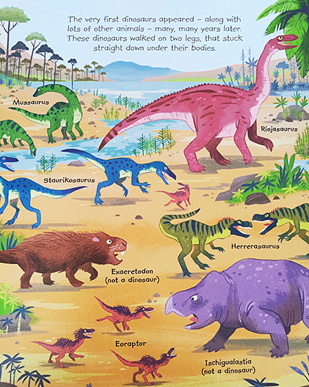 Beginners Bible Coloring Book Dinosaurs: Activity books for kids ...