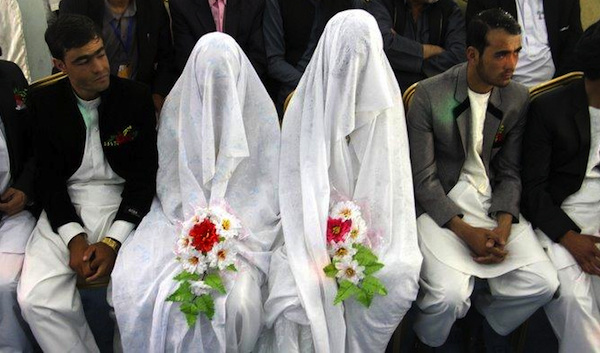 Match in Afghan Marriage Traditions