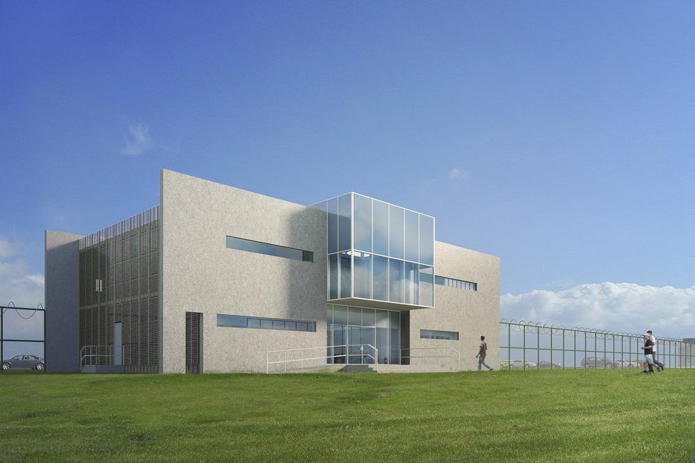 juvenile rehabilitation center ramla benaissa architects. Black Bedroom Furniture Sets. Home Design Ideas