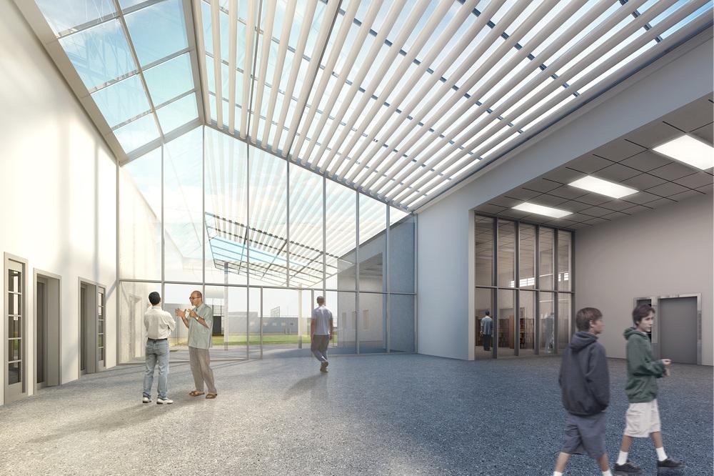 Juvenile Rehabilitation Center Ramla Benaissa Architects